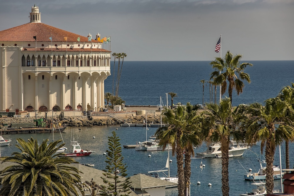 Point of Interest, The Avalon Hotel on Catalina Island