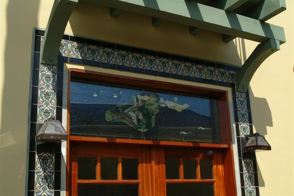 Property Entrance, The Avalon Hotel on Catalina Island