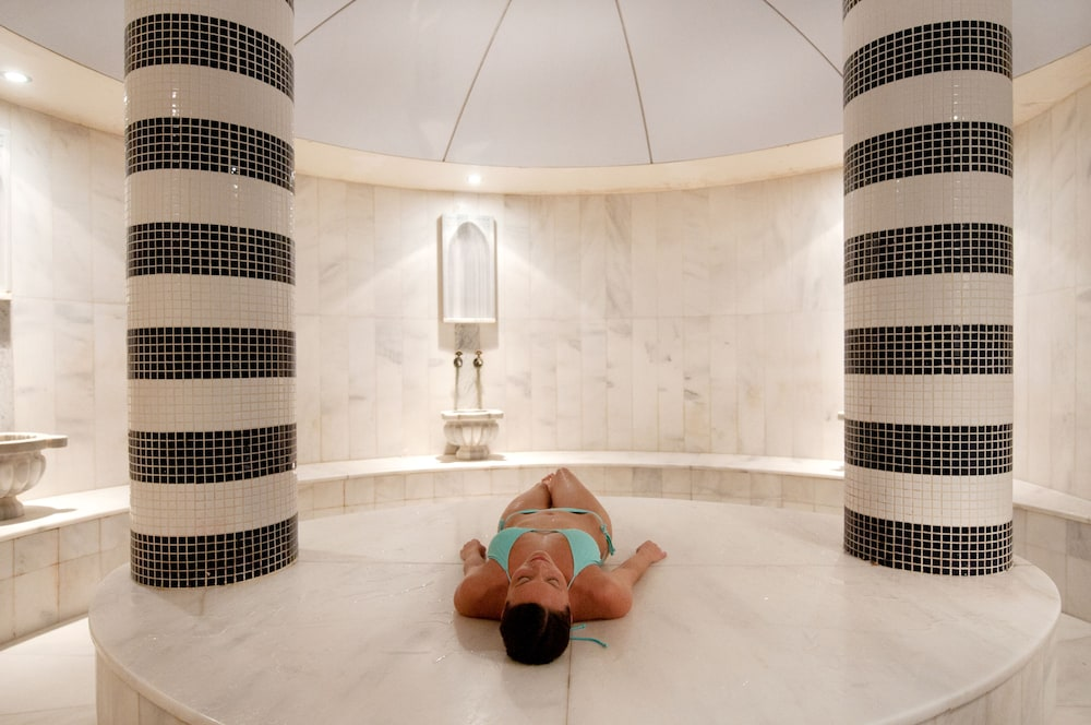 Turkish Bath, Spa Club Dead Sea