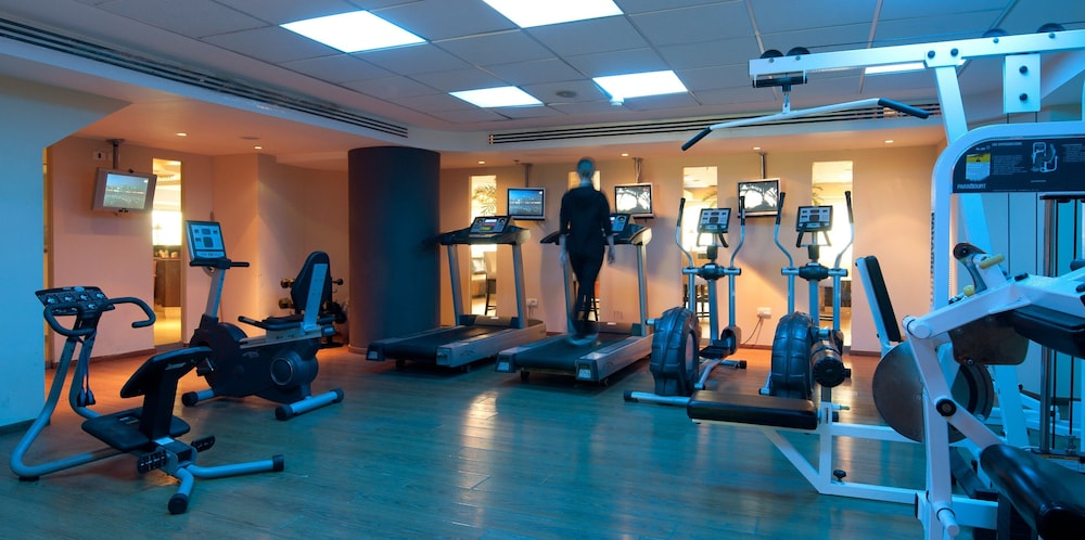 Fitness Facility, Spa Club Dead Sea