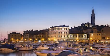Hotel Adriatic, Rovinj