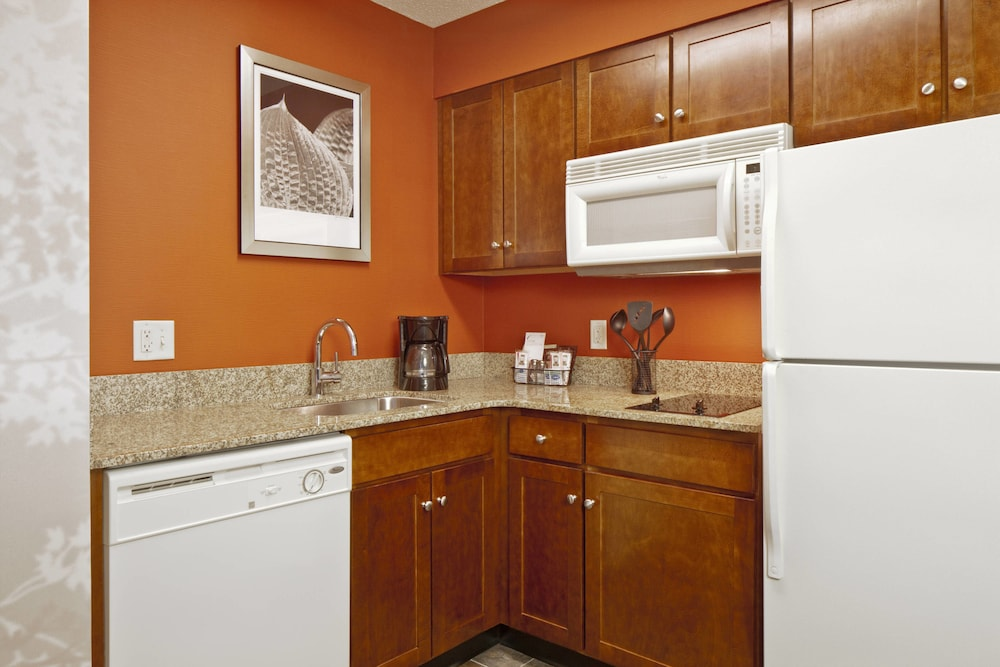 Private Kitchen, Residence Inn by Marriott Boston Norwood