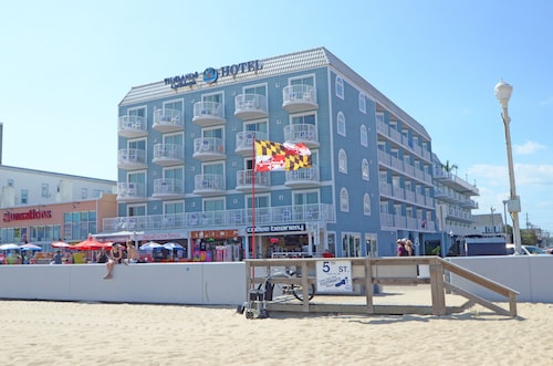 Great Place to stay Tidelands Caribbean Hotel and Suites near Ocean City