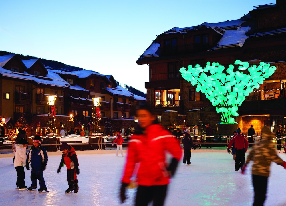Ice Skating, The Sebastian - Vail