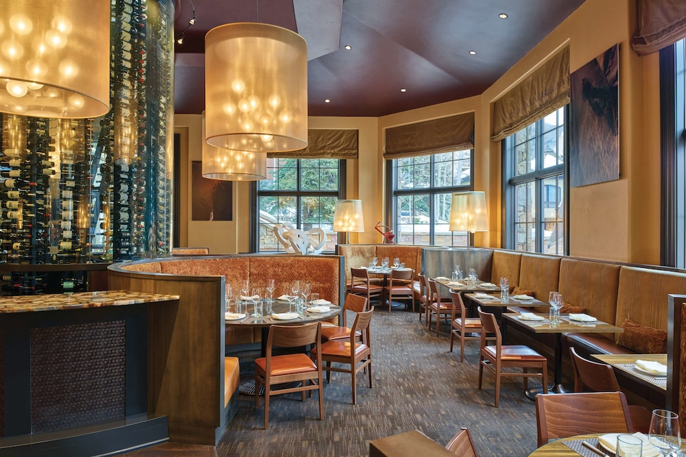 Restaurant, The Sebastian - Vail