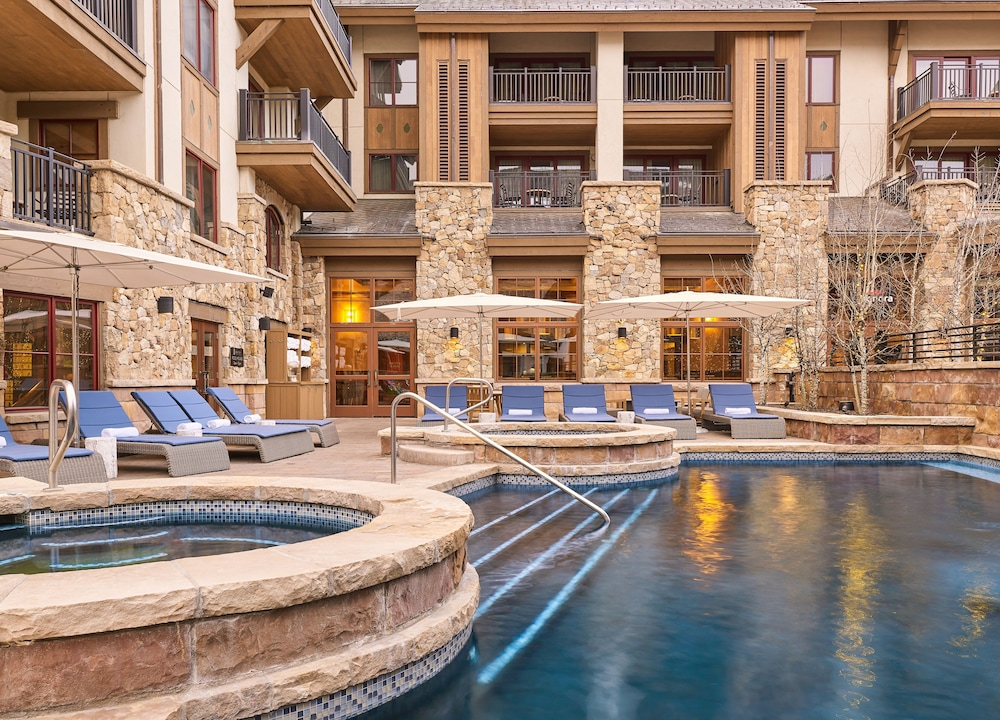 Outdoor Pool, The Sebastian - Vail