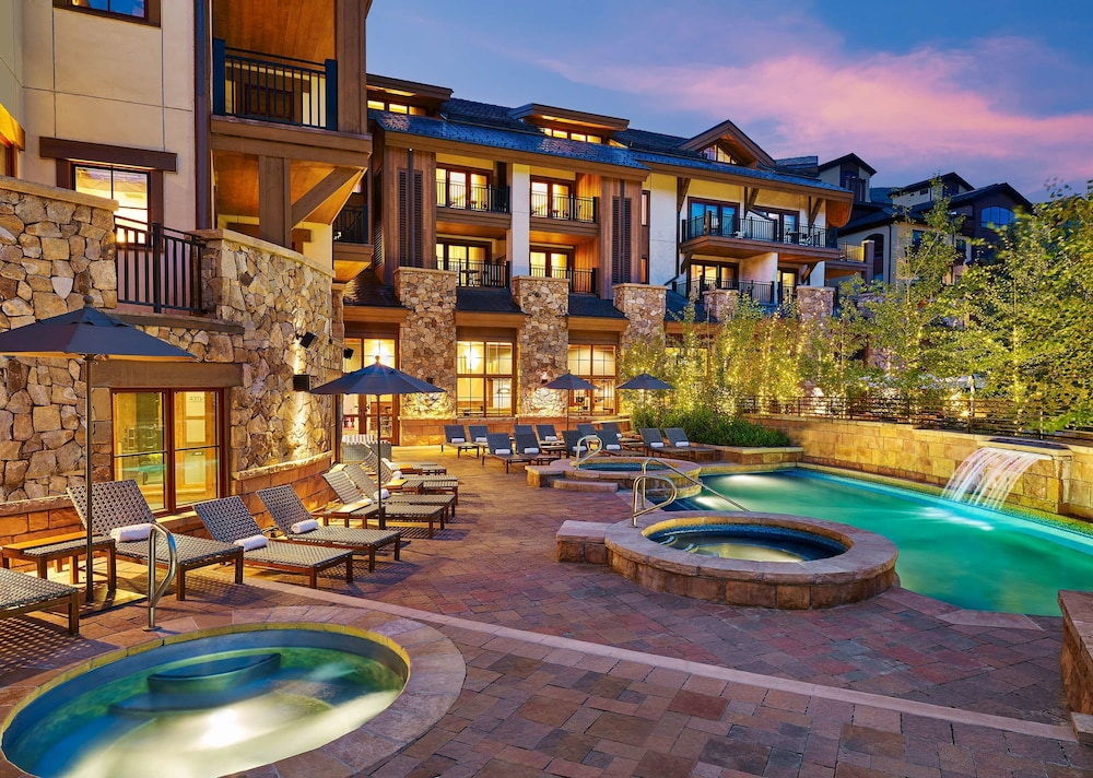 Pool, The Sebastian - Vail