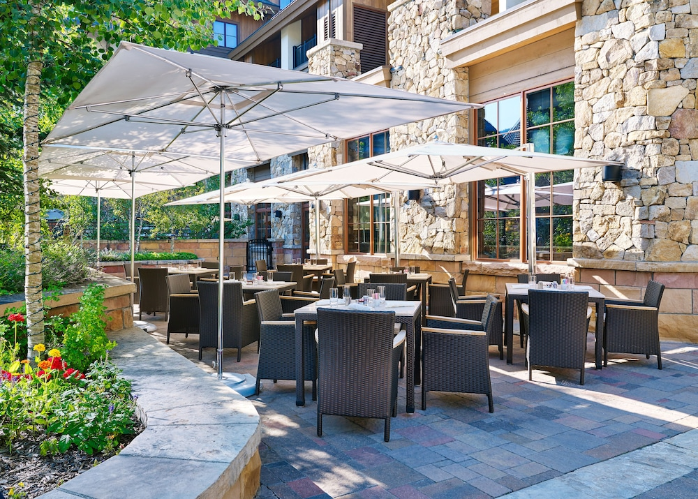 Terrace/Patio, The Sebastian - Vail