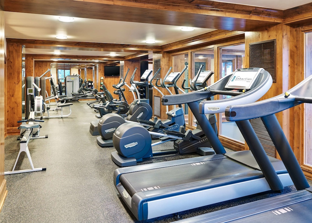 Fitness Facility, The Sebastian - Vail