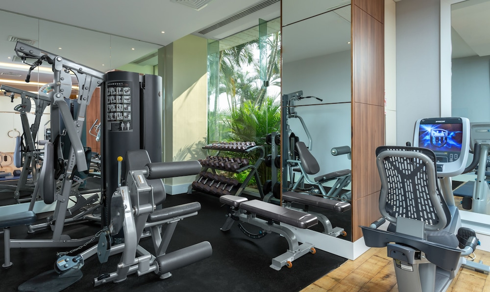 Gym, Isrotel Dead Sea