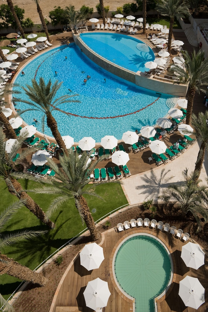 Outdoor Pool, Isrotel Dead Sea