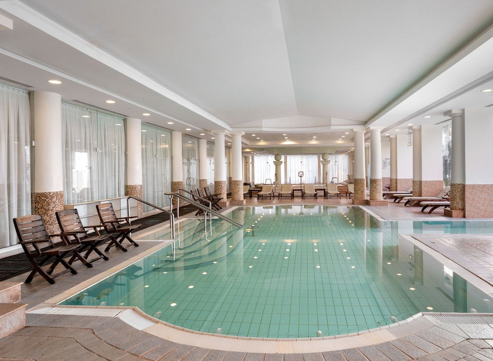Indoor Pool, Isrotel Dead Sea