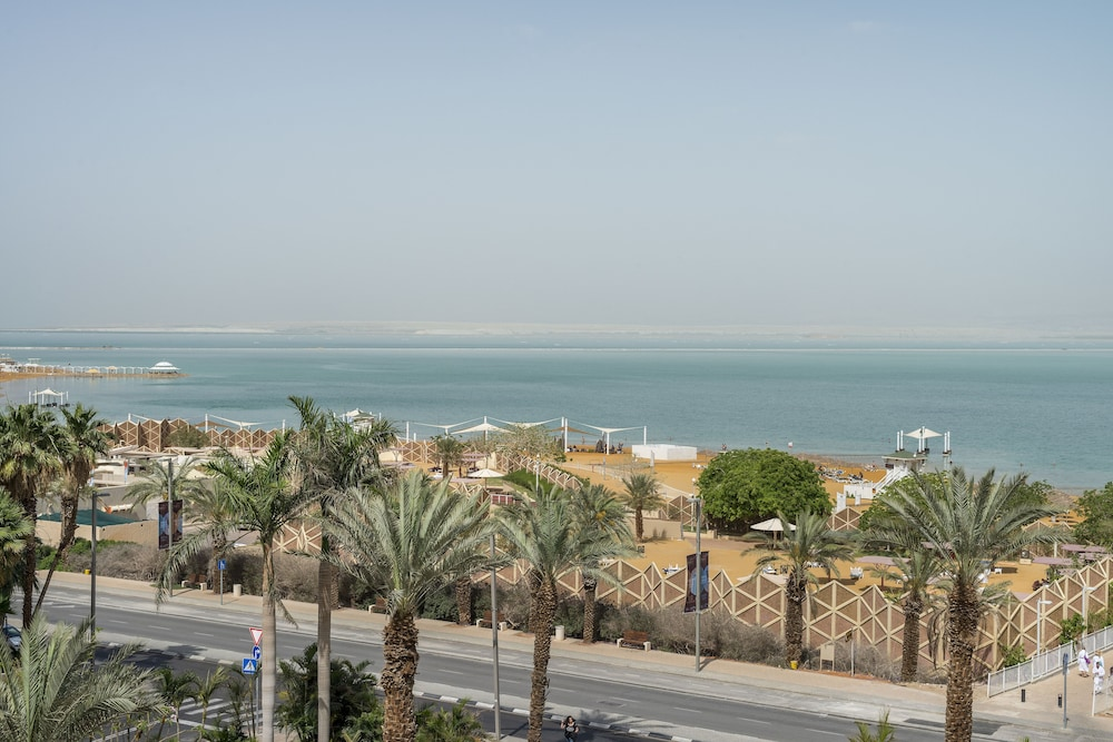 View from Room, Isrotel Dead Sea
