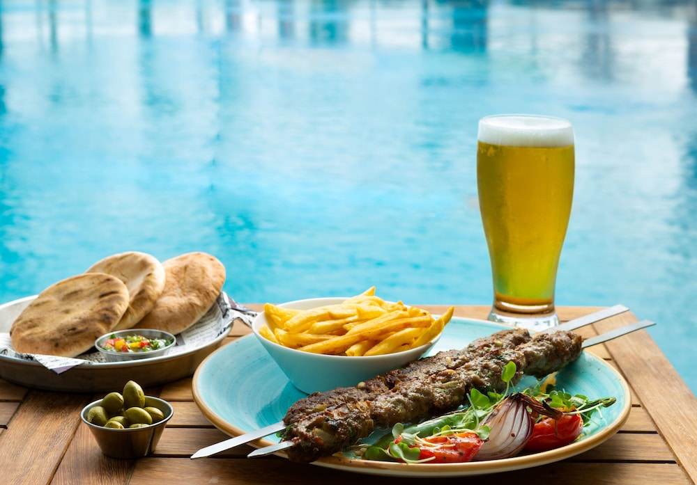Food and Drink, Isrotel Dead Sea