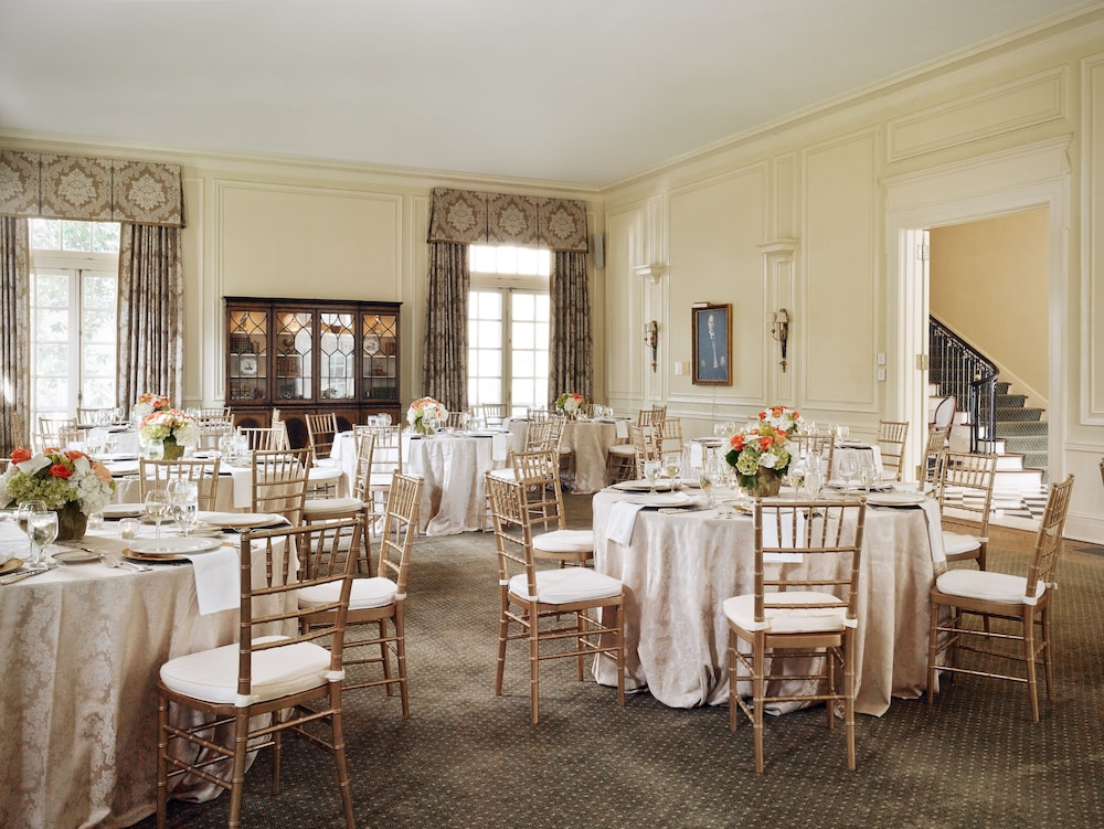 Ballroom, The Duke Mansion