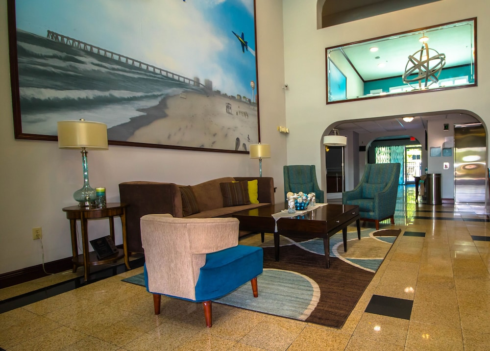 Lobby, Best Western Plus Blue Angel Inn