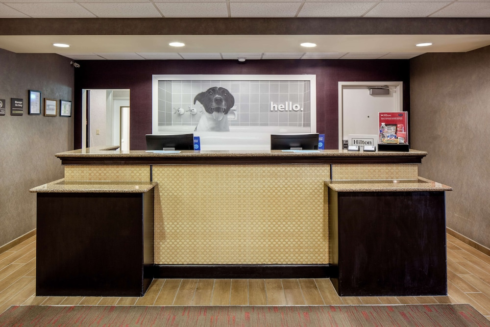 Reception, Hampton Inn & Suites Austin Cedar Park-Lakeline
