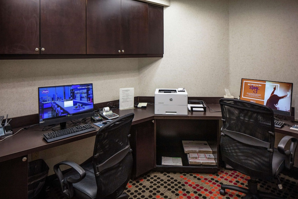 Business Center, Hampton Inn & Suites Austin Cedar Park-Lakeline