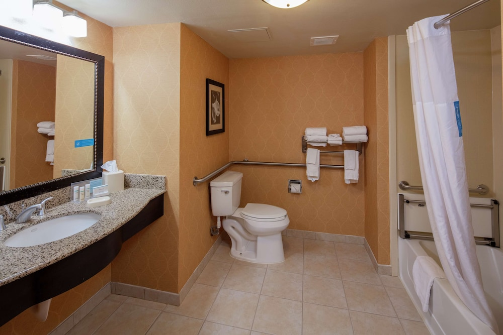 Bathroom, Hampton Inn & Suites Austin Cedar Park-Lakeline