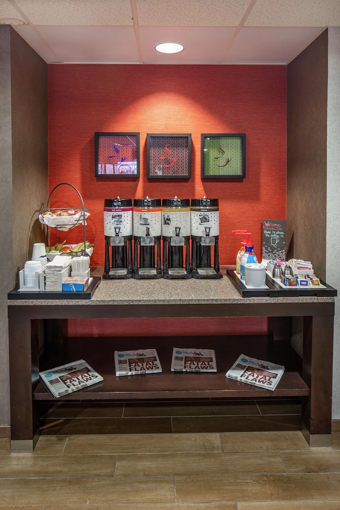 Coffee Shop, Hampton Inn & Suites Austin Cedar Park-Lakeline