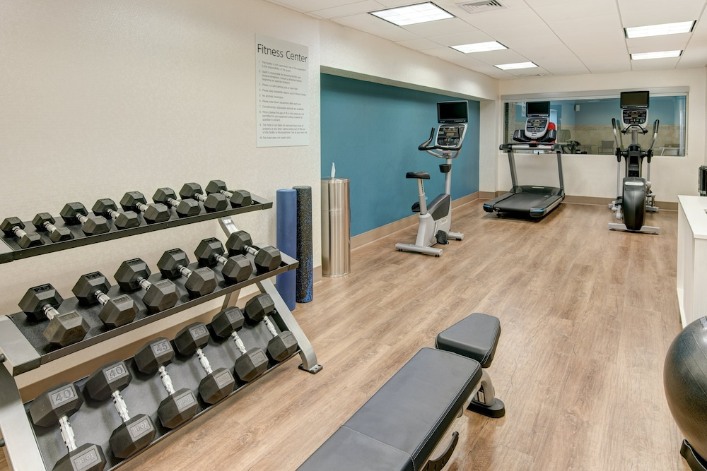 Fitness Facility, Holiday Inn Express Hotel & Suites West Long Branch, an IHG Hotel