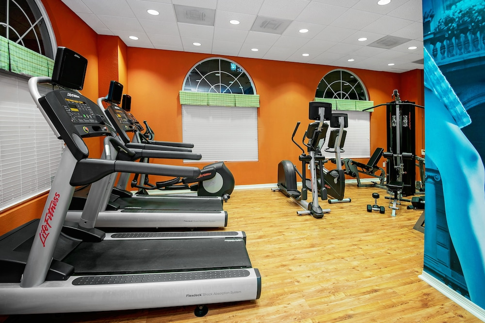 Fitness Facility, Hotel Indigo At The Galleria