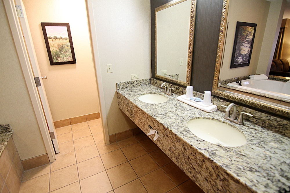Bathroom, C'mon Inn Hotel & Suites