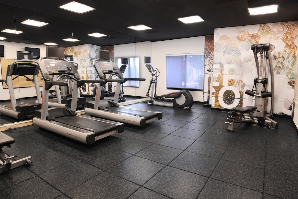 Fitness Facility, SpringHill Suites by Marriott Dulles Airport