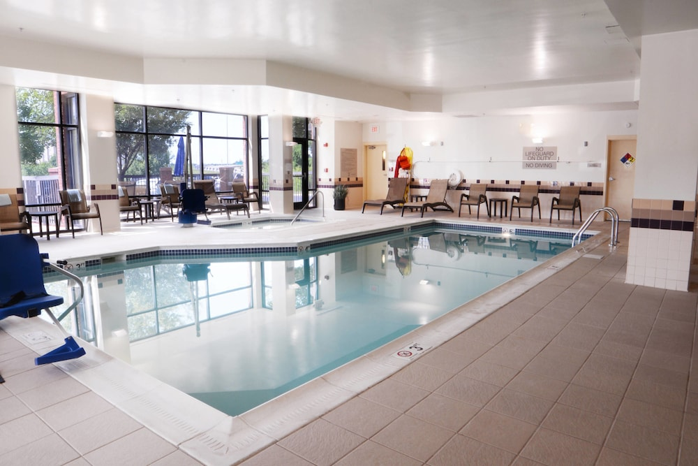 Indoor Pool, SpringHill Suites by Marriott Dulles Airport