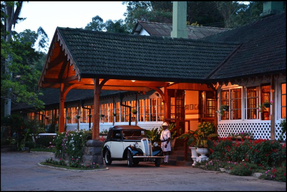Property Grounds, Bandarawela Hotel