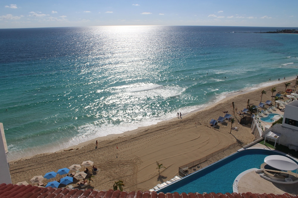 Beach, Bel Air Collection Resort & Spa Cancun