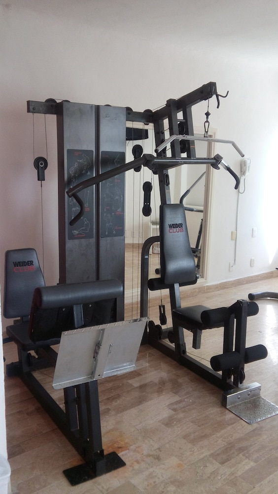Gym, Bel Air Collection Resort & Spa Cancun