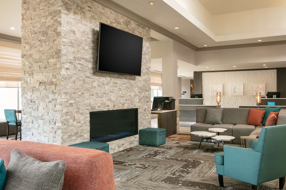 Reception, Hilton Garden Inn Omaha West
