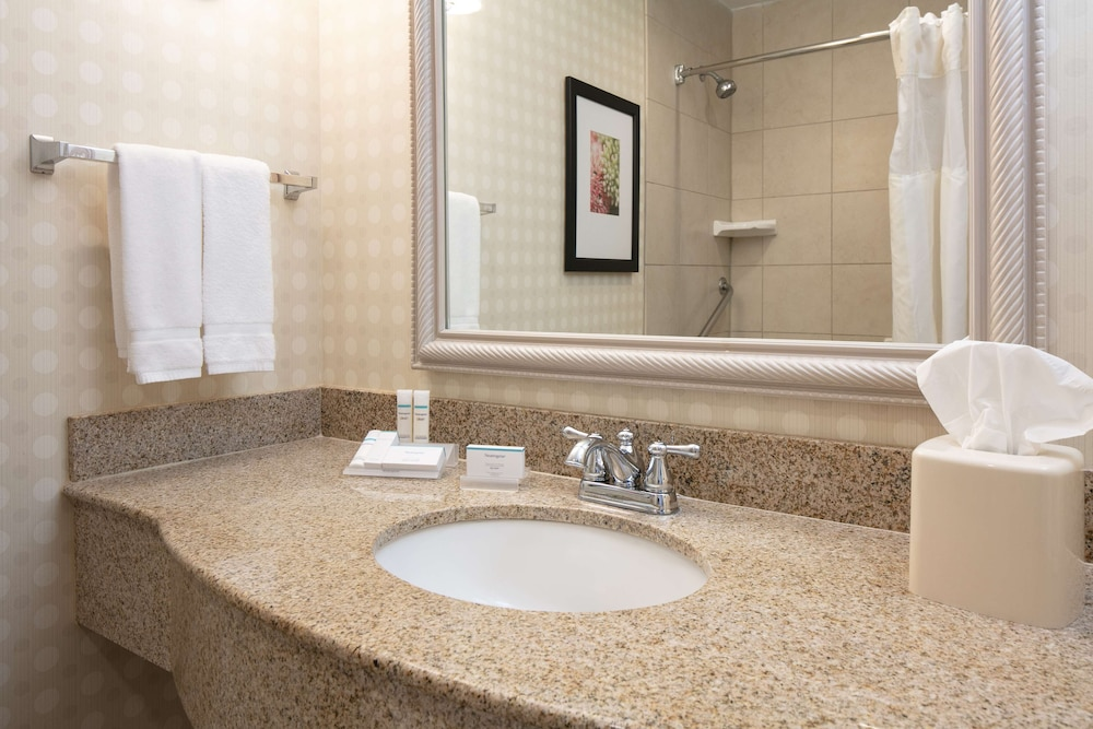Bathroom, Hilton Garden Inn Omaha West