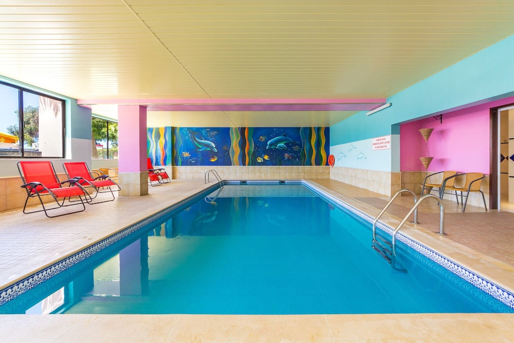Indoor Pool, Monica Isabel Beach Club