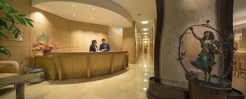 Orchard Garden Hotel 4.0 Out Of 5.0. Balcony View Featured Image Lobby ...