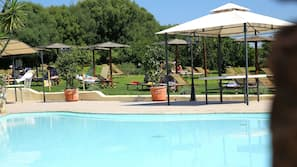 Piscina stagionale all'aperto