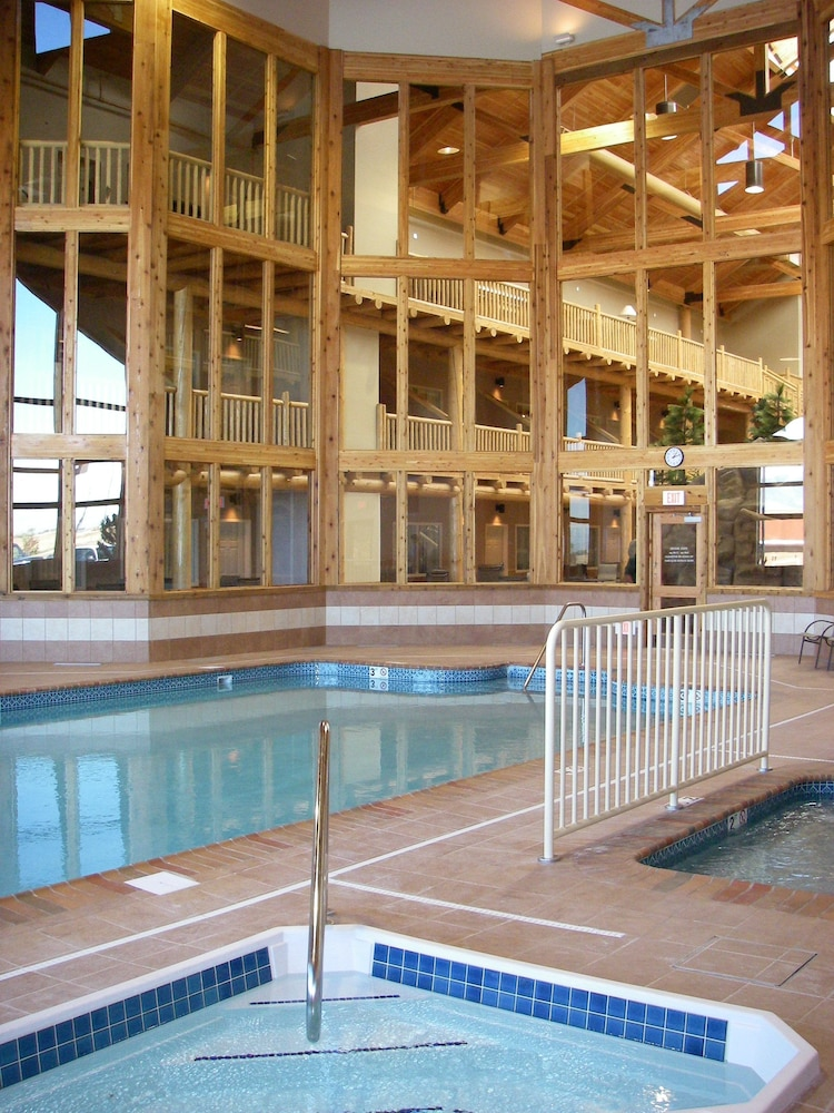 Indoor Pool, C'mon Inn Missoula