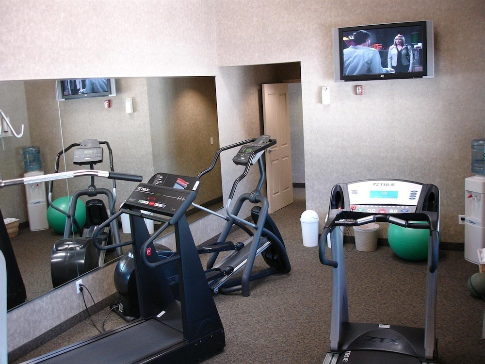 Fitness Facility, C'mon Inn Missoula