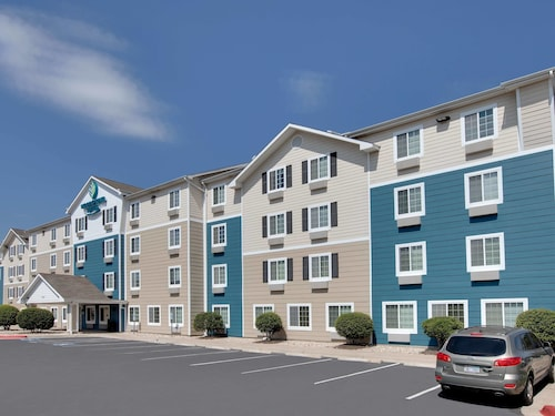 Check Expedia for Availability of WoodSpring Suites Pharr