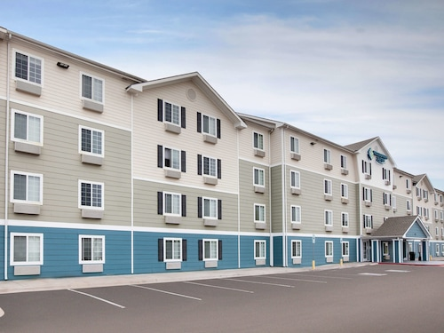 WoodSpring Suites Pharr