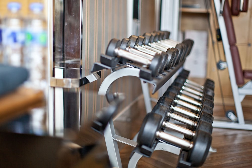 Gym, Pudi Boutique Hotel Fuxing Park Shanghai