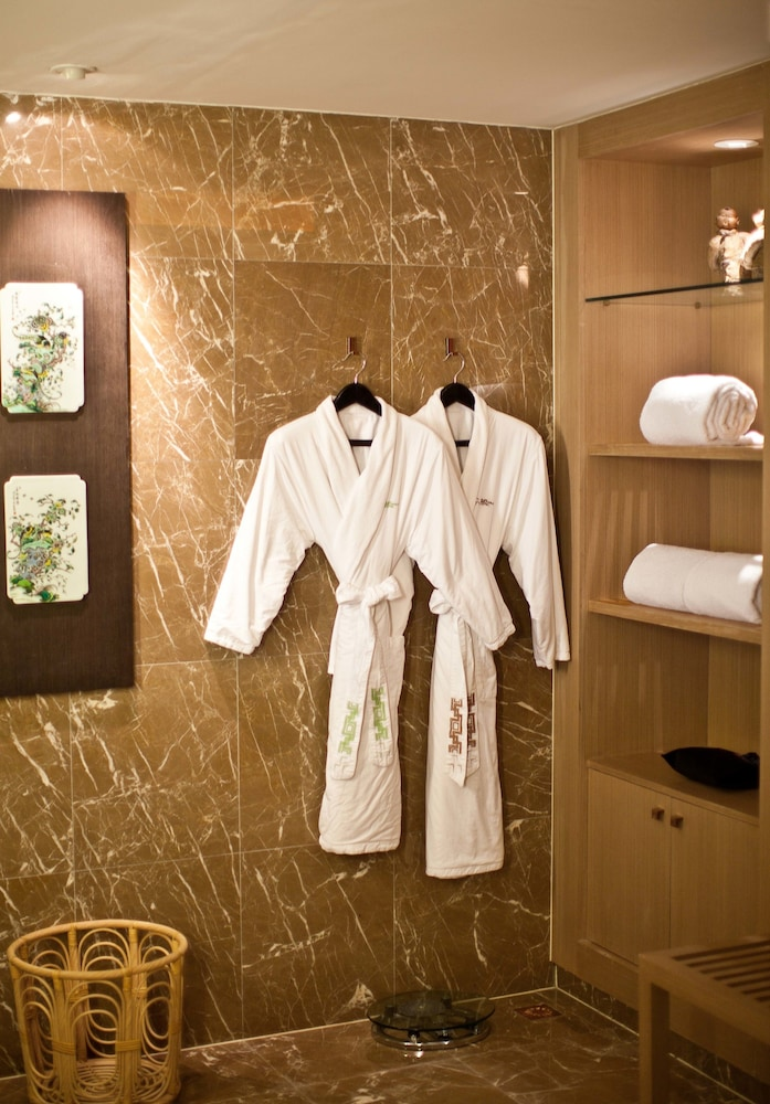 Bathroom, Pudi Boutique Hotel Fuxing Park Shanghai