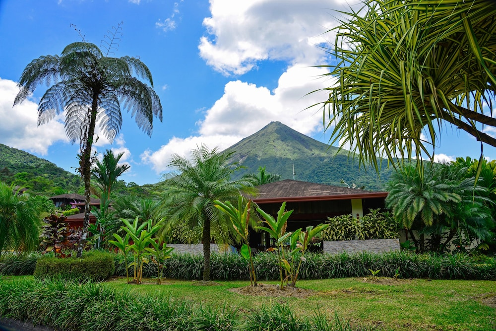 Mountain View, Hotel Lomas del Volcán
