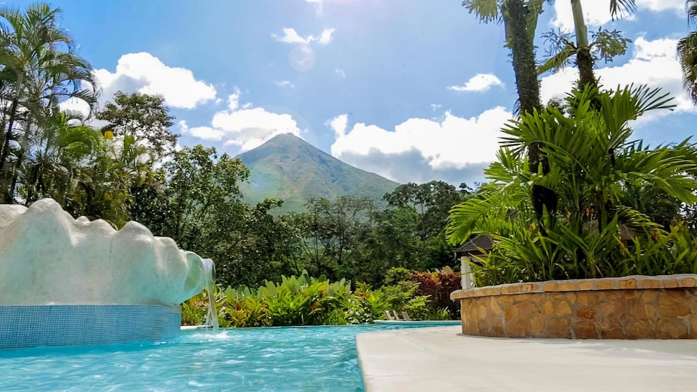 View from Property, Hotel Lomas del Volcán