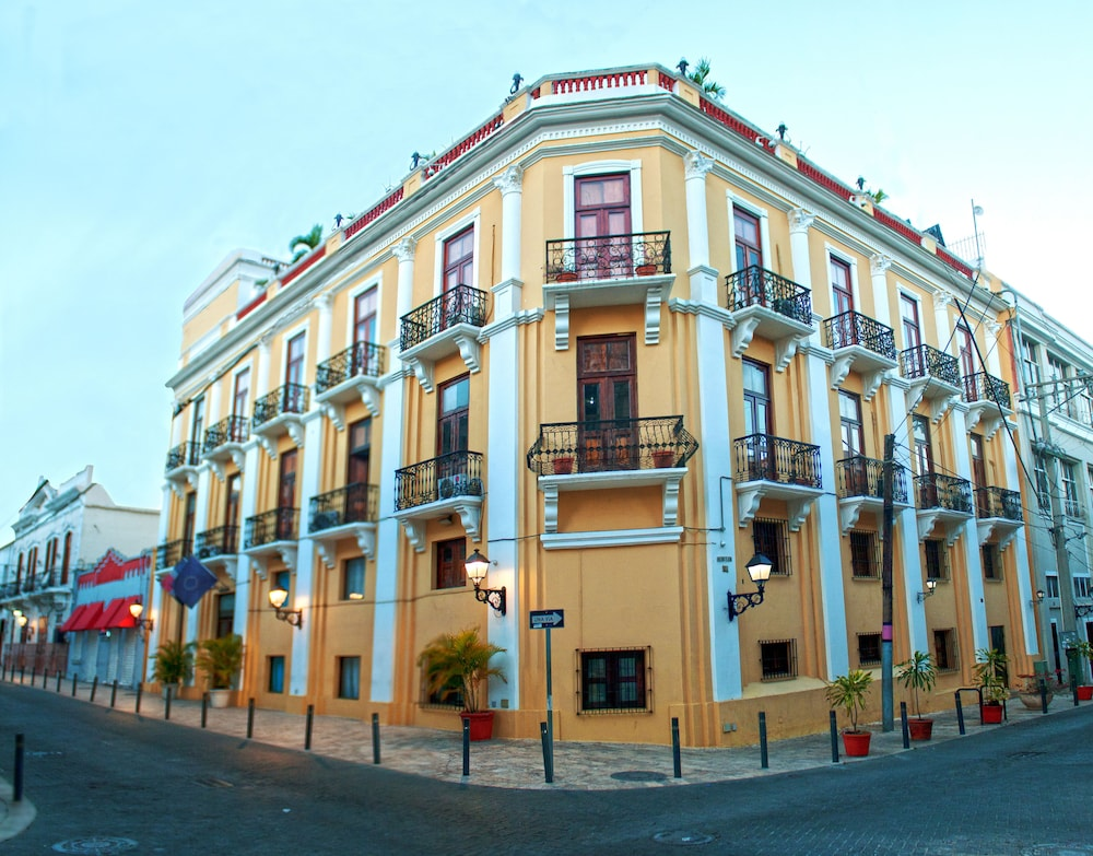 Front of Property, GRAN HOTEL EUROPA In the Heart of Colonial City