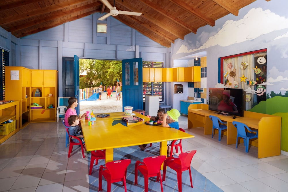 Children's Play Area - Indoor,  Caribe Deluxe Princess Beach Resort & Spa