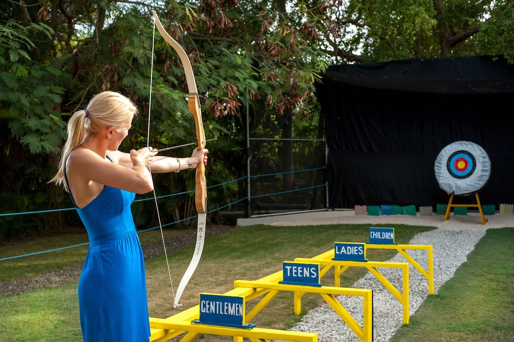 Archery,  Caribe Deluxe Princess Beach Resort & Spa