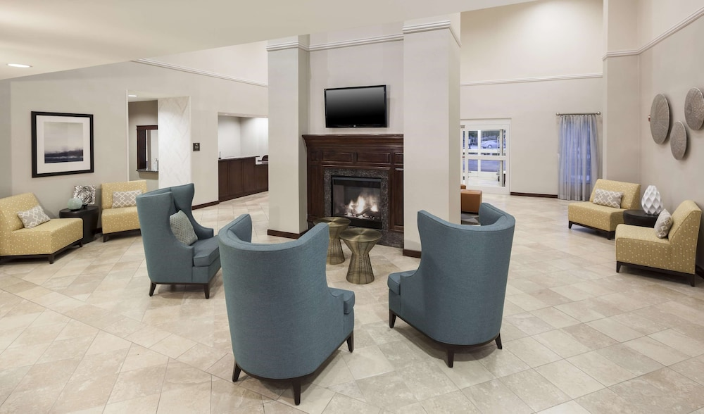 Lobby, Homewood Suites by Hilton Houston Stafford Sugar Land