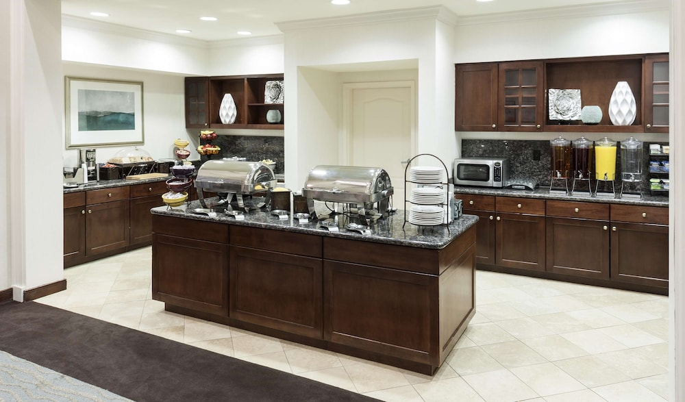 Breakfast Area, Homewood Suites by Hilton Houston Stafford Sugar Land